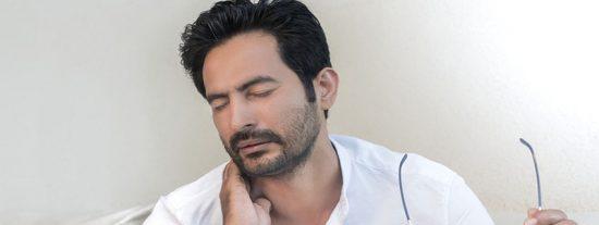 Cómo combatir el dolor de cuello con una postura de yoga