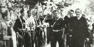 Justicia afirma que no le compete a ellos eliminar los vestigios de criminales socialistas de la Guerra Civil