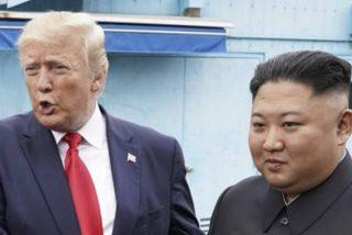 Chiste: el del infierno que contó Trump tras visitar la comunista Corea del Norte