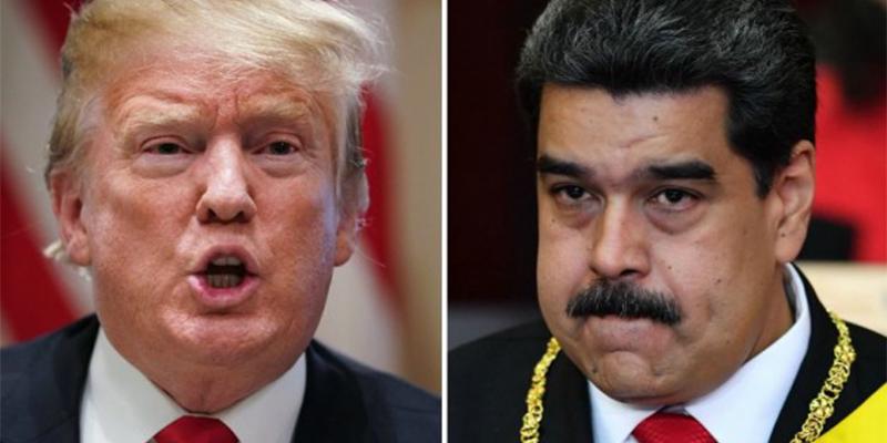 """EEUU aumenta la presión contra el chavismo: Llama al dictador """"expresidente"""" y sanciona a cinco nuevos funcionarios"""