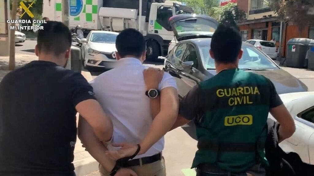 La increíble frase del mayor ciberestafador español al ser detenido dejó helados a los agentes de la Guardia Civil