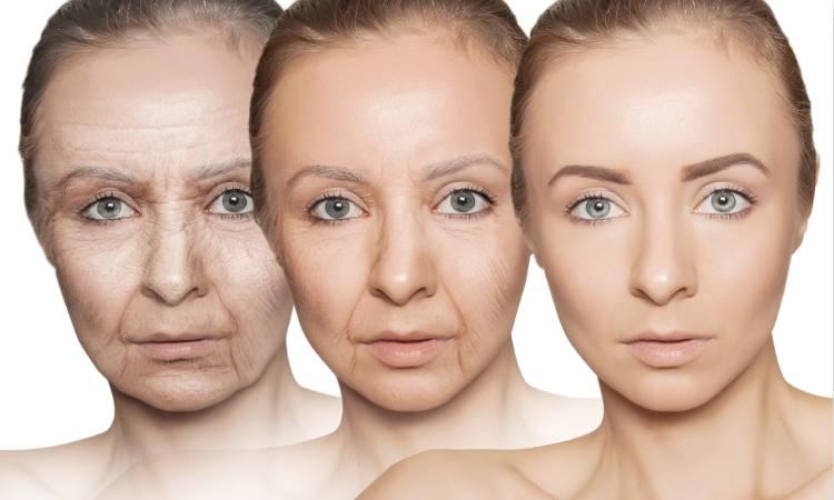 piel muy seca con la edad