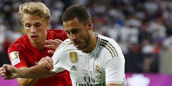 Hazard, el futbolista del 'estilo Messi', fan de Riquelme y que sueña ser el nuevo CR7 del Madrid