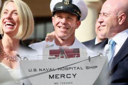 La ejecución salvaje de un joven terrorista islámico, que revela el secreto mundo de los Navy Seals, el cuerpo de élite de la Marina de EEUU