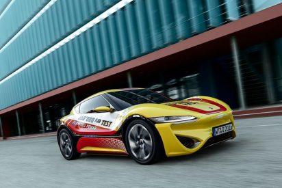 ¿Sabías que el coche impulsado por agua salada se perfila como alternativa al eléctrico 'tradicional'?