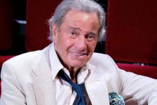 """La reacción de los famosos a la muerte de Arturo Fernández: """"¡Hasta siempre, chatín!"""""""