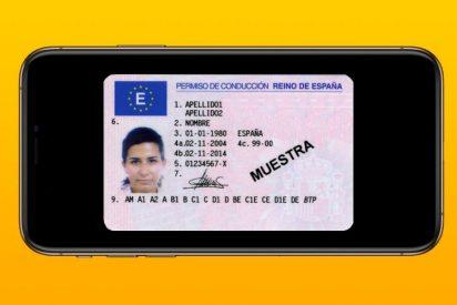 ¿Sabías que vas a poder usar el teléfono móvil como carnet de conducir?
