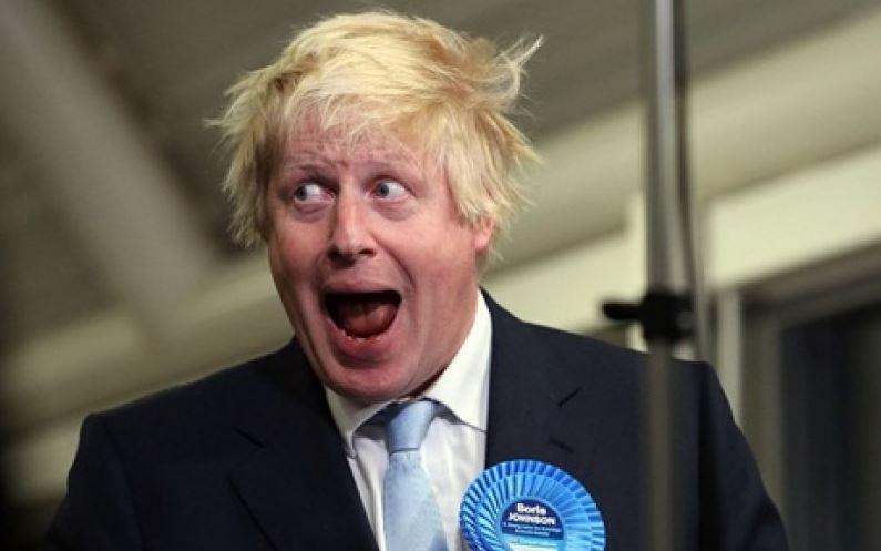 """Boris Johnson avisa a Angela Merkel: """"No podemos aceptar ningún acuerdo de Brexit que divida al Reino Unido"""""""