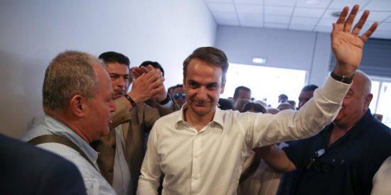 Grecia da carpetazo al delirio podemita y elige por mayoría absoluta a la derecha de Mitsotakis