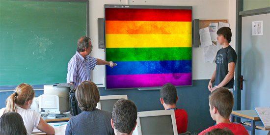 ¿Por qué hay tanto miedo a que se sepa lo que el lobby LGTB está impartiendo en los colegios?