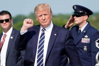 Donald Trump anuncia el mayor despliegue militar en el Golfo Pérsico desde la guerra de Irak