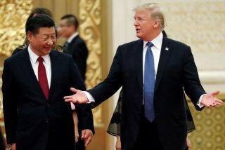 Futuros europeos en rojo: preocupan y mucho la guerra comercial China-EEUU y los resultados