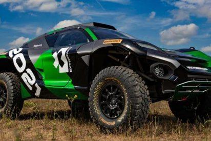 Así será el nuevo campeonato mundial de SUV eléctricos