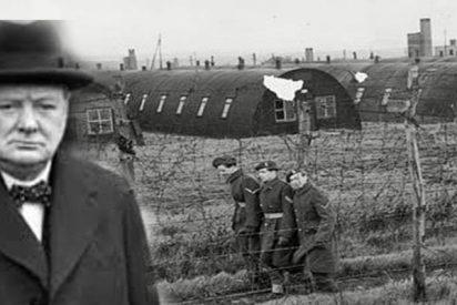 El vestigio oculto que destapa la barbarie de los campos de concentración ingleses para nazis durante la Segunda Guerra Mundial