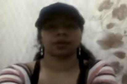 """El vídeo de la mujer hallada en el Tajo, antes de morir: """"Intentan quitarme la vida por razones que desconozco"""""""