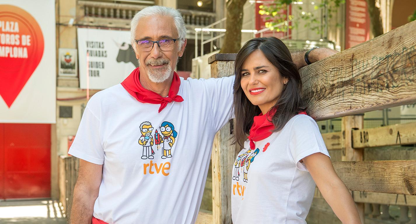 """Javier Solano, presentador de los encierros San Fermín en TVE, llama """"accidente"""" a la violación de La Manada y estallan las redes"""