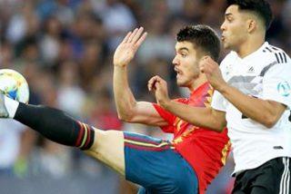 España, pentacampeona del Europeo Sub-21 tras darle un baño a Alemania (2-0)