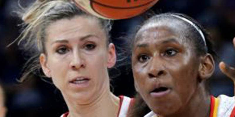 España le da un paliza histórica a Rusia, y logra pasar a las semifinales del Eurobasket femenino con billete para el preolímpico