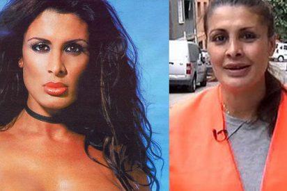 La dura vida de Estíbaliz Sanz, la primera chica Playboy española que acabó de barrendera