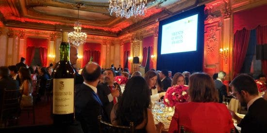 Bodega Matarromera apoya con sus vinos la Marca España en Nueva York