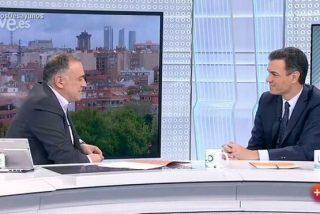 Pedro Sánchez le cuela al mudito Fortes la trola de que desconocía la carta que Ábalos y Lastra habían firmado para reclamar al PP su abstención