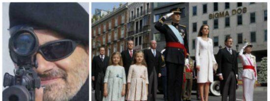 El 'francotirador' que pudo haber 'matado' a los Reyes de España y a la plantilla del Real Madrid deja con el culo al aire la seguridad del Estado