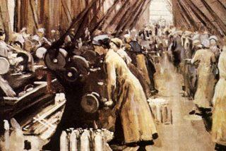 ¿Sabías que el espionaje y la ambición fueron los pilares de la primera fábrica de la historia?