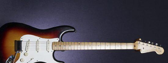 Fender Stratocaster; una guitarra con magia e historia