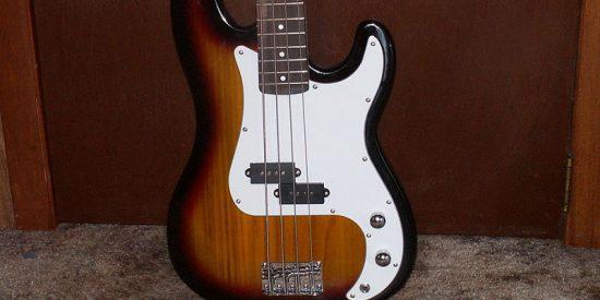 El Fender Precision Bass; el abuelo de los bajos modernos