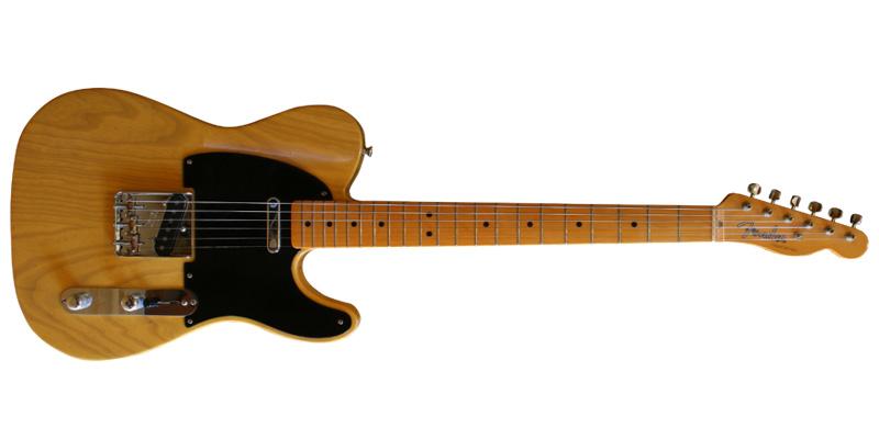 Fender Telecaster: una guitarra con personalidad