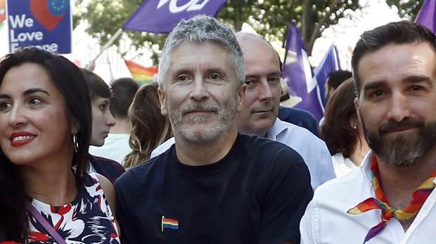 El 'decepcionante' Grande-Marlaska: un juez estupendo y un ministro de pena