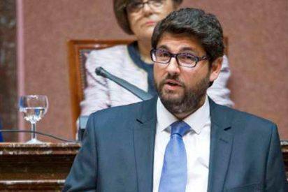 López Miras (PP) logra por fin convertirse en presidente de Murcia con los votos de Cs y Vox