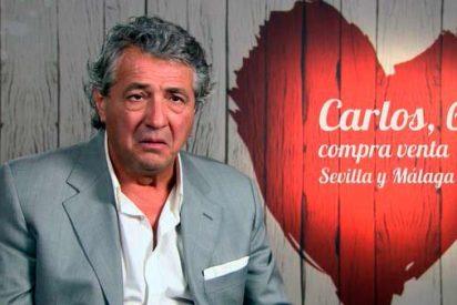 """Carlos, el comensal """"buenorro"""" de 'First Dates', lo tiene claro: """"Hacer el amor es el mejor deporte que hay"""""""