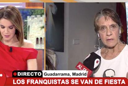 """Pilar Gutiérrez saca los colores a Carme Chaparro: """"¡Qué manera tiene usted de manipular a la gente!"""""""