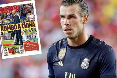 Gareth Bale deja el Real Madrid y se va al chino Jiangsu Suning a cobrar una millonada