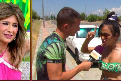 """La madre de Sofía Suescun amenaza a Gema López y le llama """"boca de pato"""""""