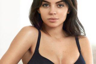 El trikini de Georgina Rodríguez que le encanta a Cristiano