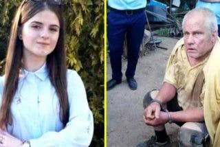 Alexandra, llamó tres veces a la Policía pero no pudo salvarse, porque los agentes esperaron en el jardín oyendo como la asesinaban