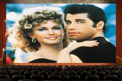 Hoy sería delito... 'Grease' con John Travolta y Olivia Newton-John