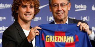 ¿Sabías que Griezmann negoció en marzo un pago de 14 millones en comisiones para fichar por el Barcelona?