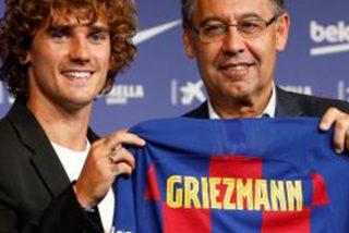 """Griezmann: """"Lo que me hace más feliz es poder compartir mate con Messi. Estoy contento"""""""