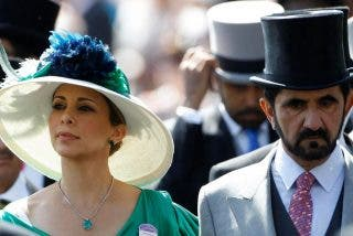 La princesa Haya huyó de Dubái por temor a que el celoso emir la asesinase