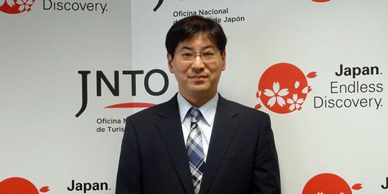 Hisashi Otsuka, nuevo director ejecutivo de la Oficina de JNTO en España