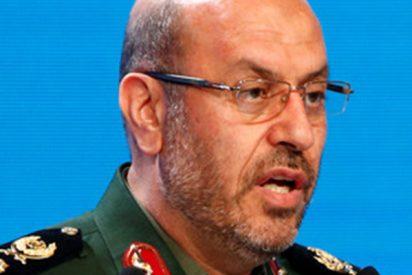 """El Ministro de Defensa iraní, Hosein Dehqán advierte de una """"confrontación peligrosa"""" en el estrecho de Ormuz"""