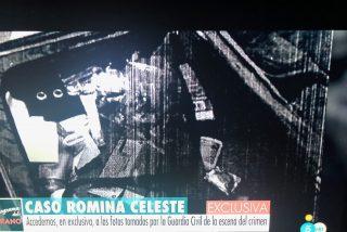 """Fotos terribles de la Guardia Civil y confesión del asesino de Romina: """"metí el cuerpo en la barbacoa"""""""