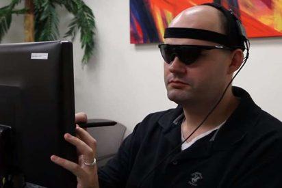 Este implante cerebral restaura la vista parcial a los pacientes ciegos