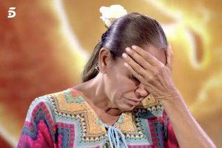 """La desesperante llamada de Isabel Pantoja a 'Sálvame' durante su confinamiento: """"Estoy muy asustada. Esto es horroroso"""""""