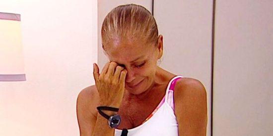Estaba cantado desde la semana pasada: Isabel Pantoja abandona 'Supervivientes' por problemas de salud