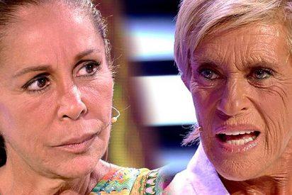 La contundente respuesta de Isabel Pantoja a la mujer de Chelo García Cortés