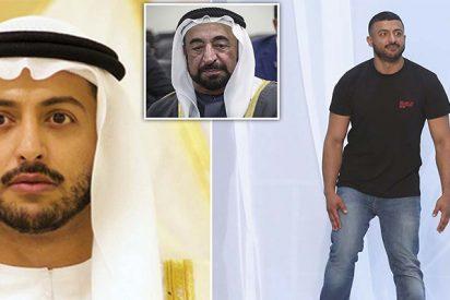 El jeque Khalid ben Sultan al-Qasimi, heredero del emirato de Sharjah, murió en Londres en una orgía de sexo y drogas